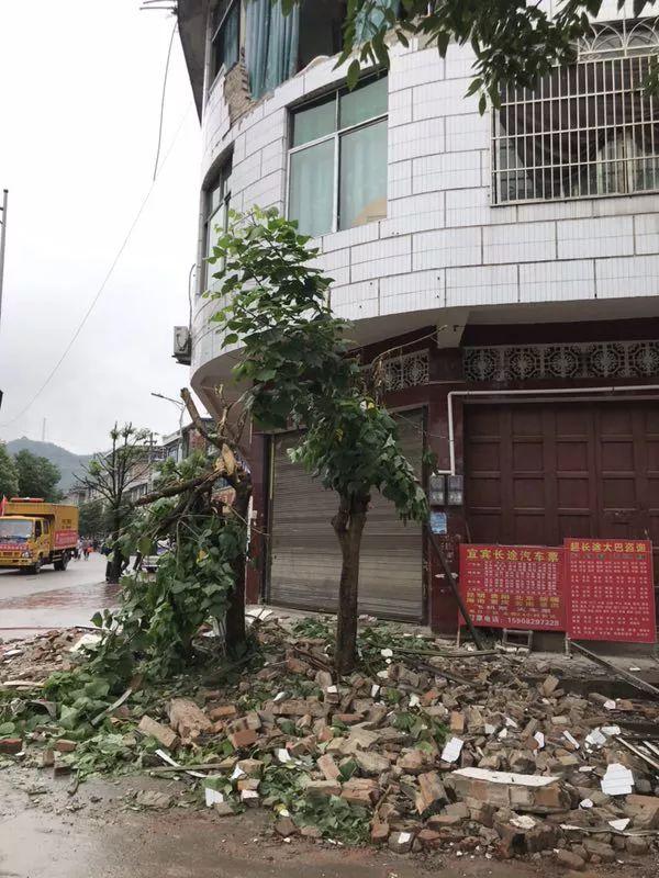 宜宾地震中的五个生命片段