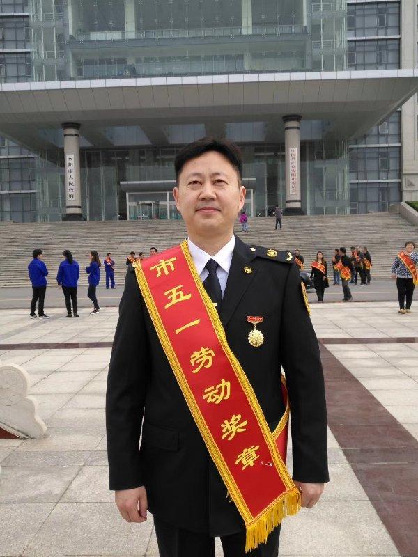 第五届道德教育新闻人物 唐宏峰