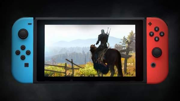 《巫师3》NS版没删减任何内容 改变在于UI及交互方式