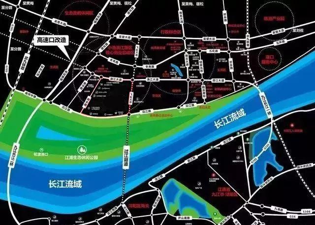 黄梅县小池城市规划图
