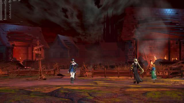 赤痕夜之仪式 一个比恶魔城还要好玩游戏 你凭什么不买正版