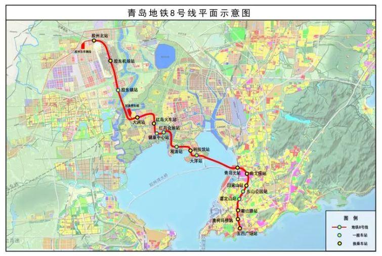 2020李哥庄规划图