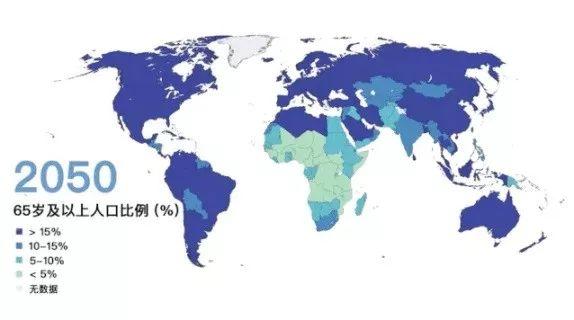 2050年全球死亡人口_2050年人口数量图