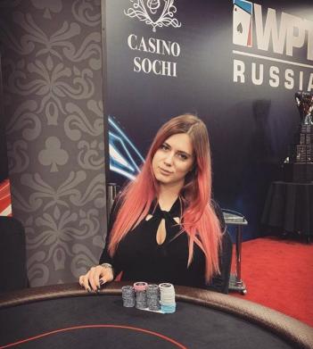 俄罗斯性感女赌神意外身亡成谜
