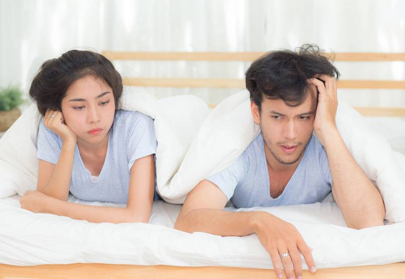 夫妻性生活,一周幾次對身體最好?低于這個次數的要注意了!