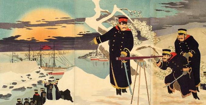 后勤保障的较量:清军对日军的威胁还没有脚气病高