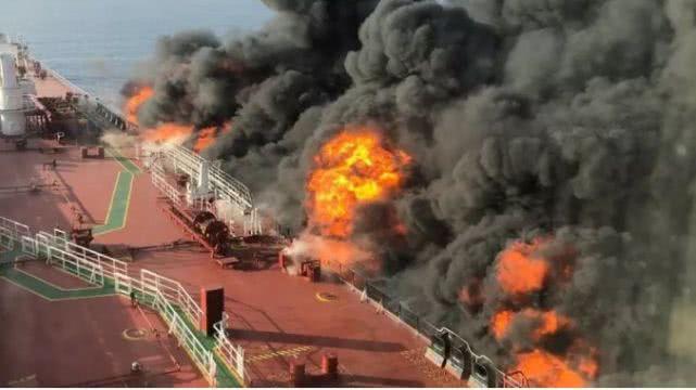 美軍增派1000名士兵進入中東 日本罕見發聲反對!伊朗:要戰便戰_油輪