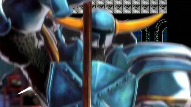 《血污:夜之仪式》发售预告透露隐藏角色铲子骑士