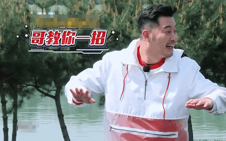 《跑男3》沙溢接棒王彦霖的搞笑担当,网友:心