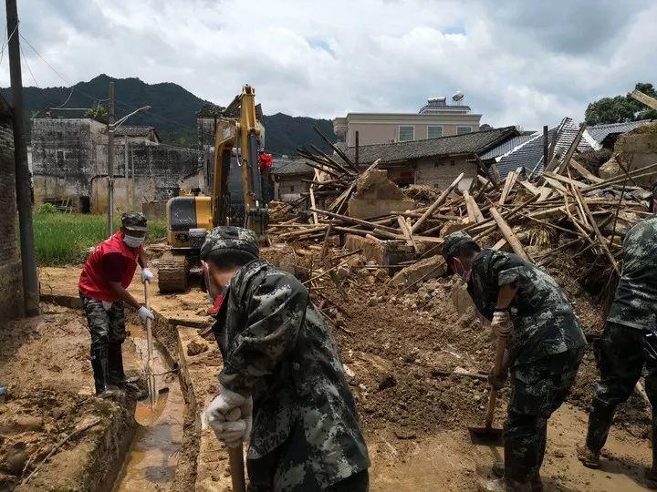 广东省财政紧急安排4596万元,支持河源开展救灾