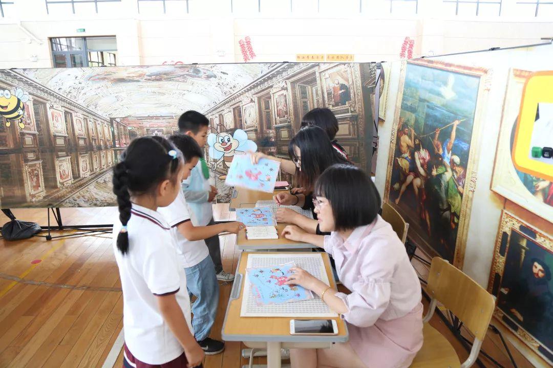 【第462期·小蜜蜂环游记】泗泾第二小学一二年级期末图片
