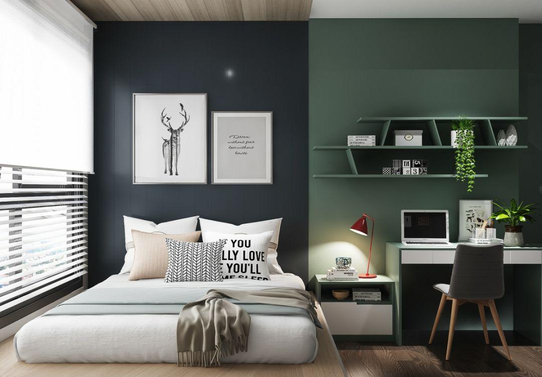 卧室小,就这样设计图片