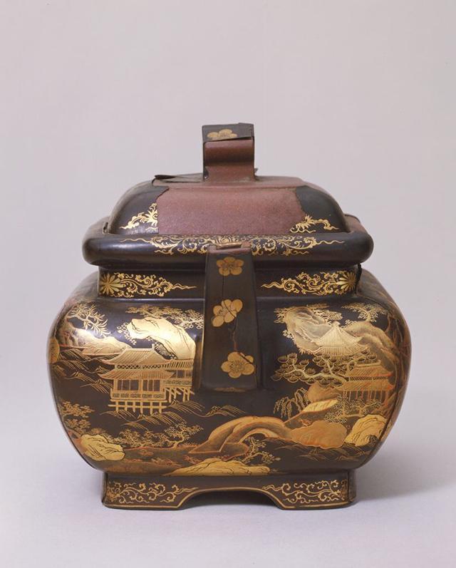 故宫珍藏的宜兴紫砂126直营游戏壶,讲述你什么叫惊艳!