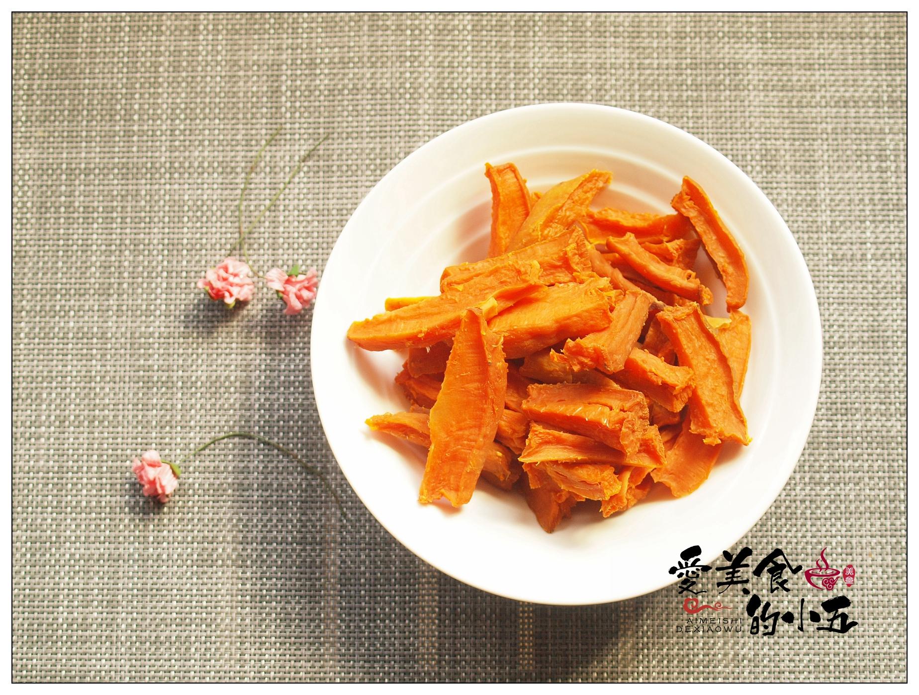 【软糯香甜的纯天然地瓜干】 怎样做出糯糯的地瓜干