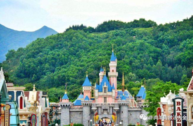 香港著名旅游景点介绍图片
