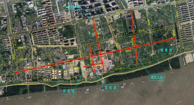 红线16宽道路横断面图
