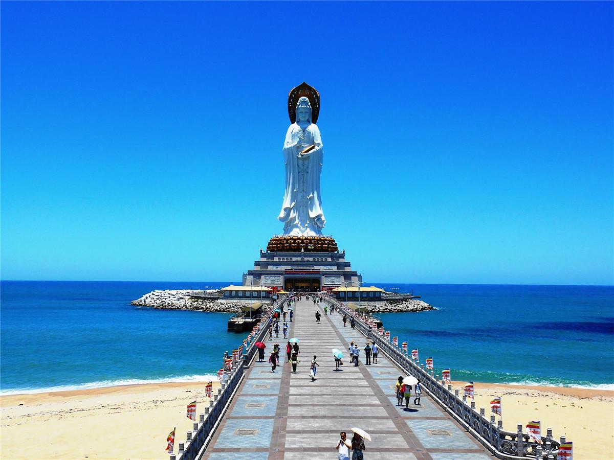 最蓝的天_中国天空最蓝的4座城市:三亚、厦门、拉萨公认,北京最让人意外