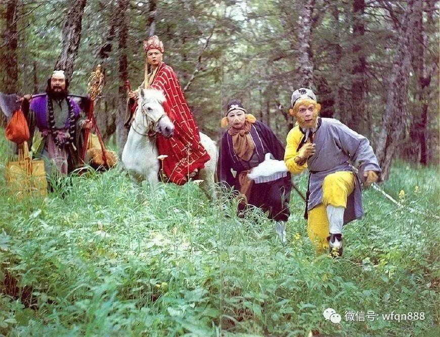 孙悟空曾打死6个凡人,将他们名字合在一起,会发现一个神秘规律