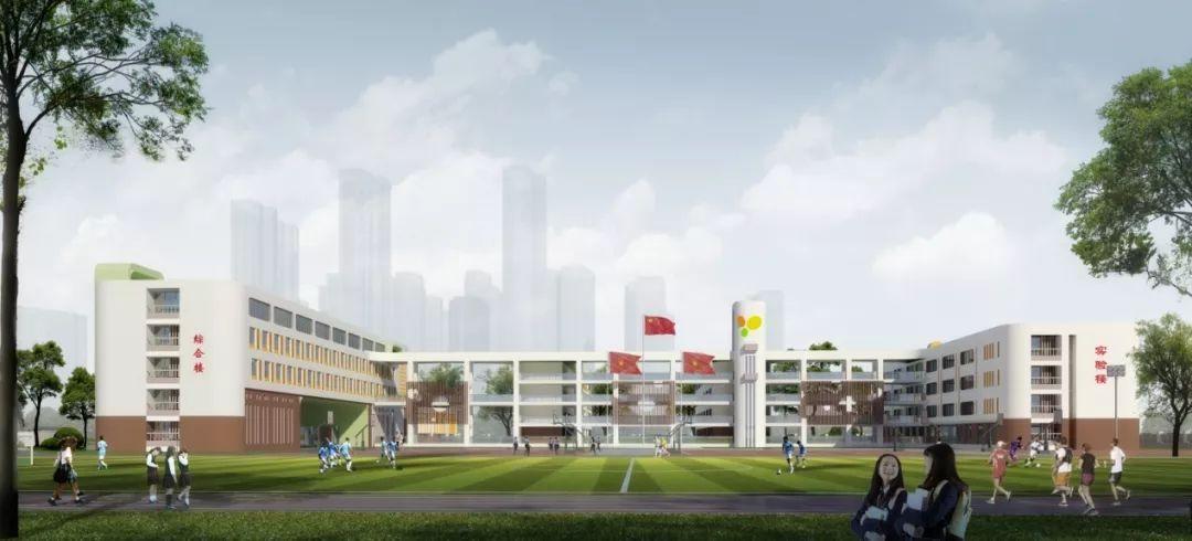 上海城南元亩塘年级小学设计图曝光!英语三工程小学下芜湖图片