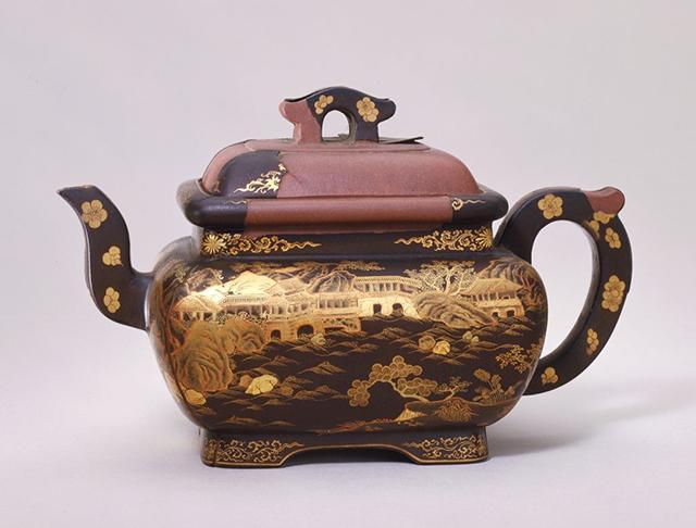 故宫珍藏的宜兴紫砂126直营游戏壶,126直营游戏,讲述你什么叫惊艳!