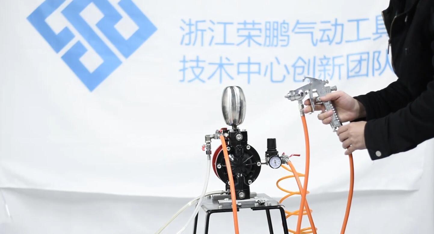 荣鹏气动隔膜泵适用场合及其使用优势都清楚吗?图片