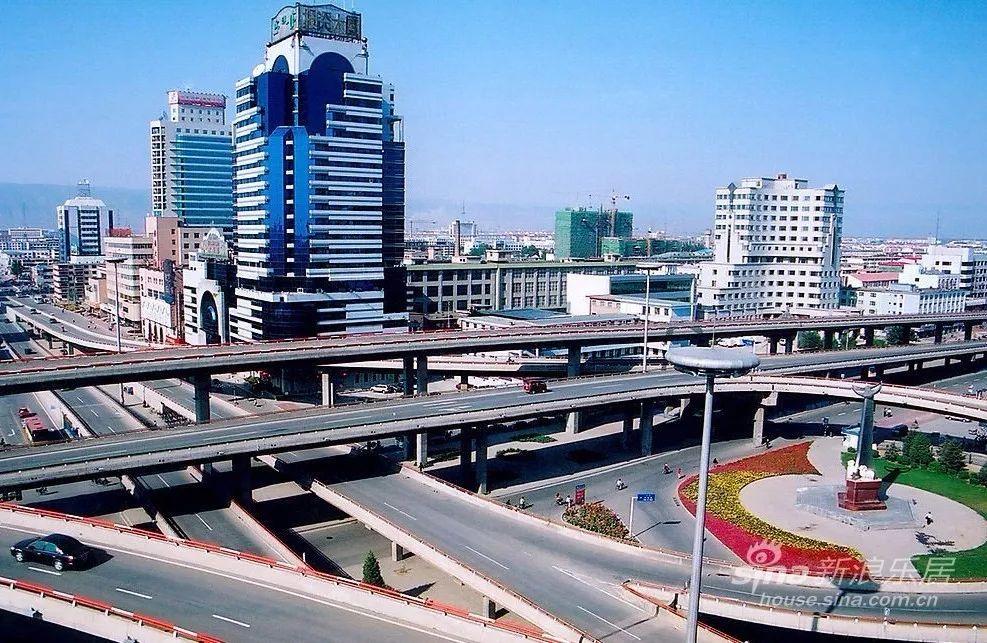 网传呼和浩特市鼓楼立交桥被拆了 真相其实是这样