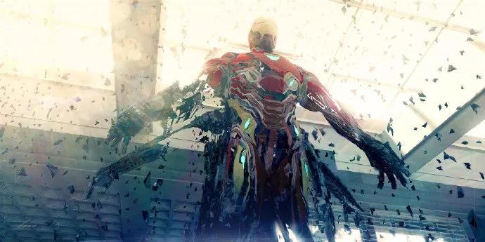 《复联4》下周重映增7分钟新镜头,或包含复活钢