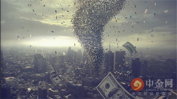 12.3万亿!又破纪录!德拉基、鲍威尔接连登场后 这个危机迫在眉睫