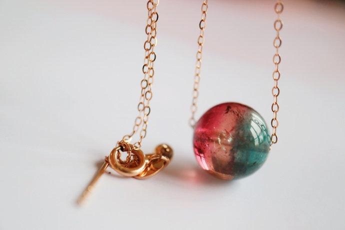 晶石上的舞者原创设计|西瓜碧玺和糖果碧玺哪个好?哪个贵?