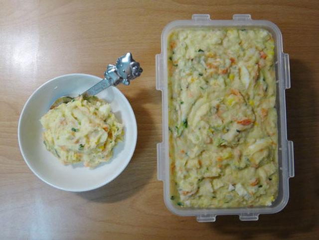适合夏天吃的土豆沙拉,健康低卡,简单又好吃,还可以当早餐|怎么做土豆沙拉