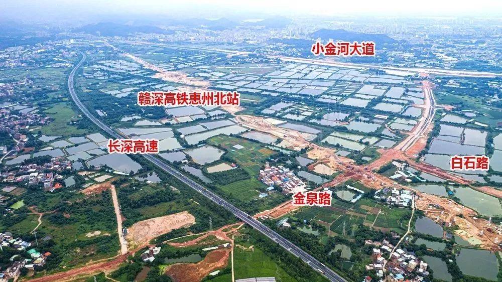 惠州市南线客运站_手握9个高铁站,惠州哪里最值得买?_深圳
