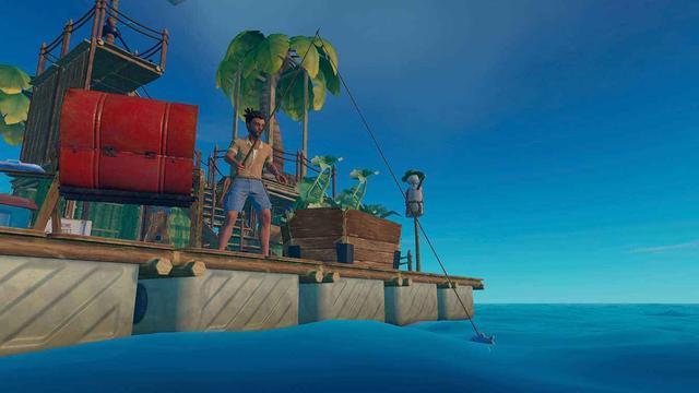 木筏求生出手游了?百度一下居然发现这个公司游戏全是抄袭的?