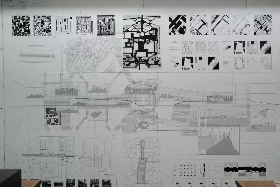 乡村luen_香港大学HKU建筑系2019毕业展_Housing