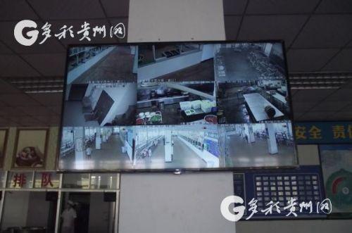 """今年底 贵州省将完成校园食堂""""明厨亮灶""""推广建设全覆盖"""