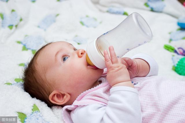 After the baby reaches a certain age, if he continues to eat night milk, it will affect the growth of the baby