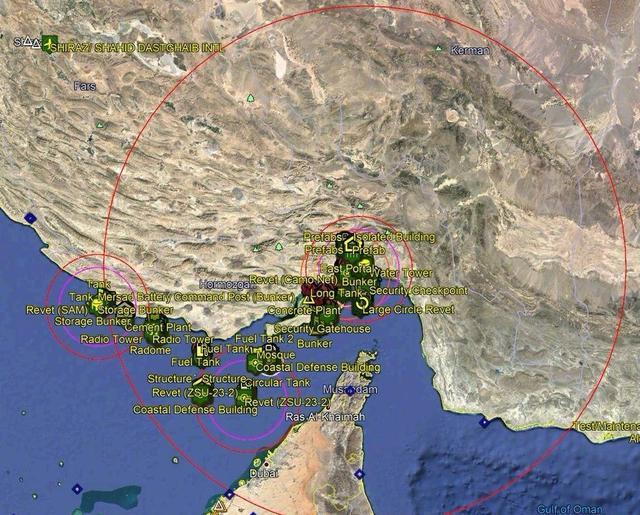 突发!美机横闯伊朗领空,一枚导弹划破夜空,入境五分钟惨遭击落