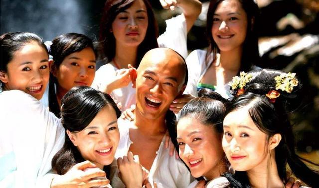 她是韦小宝老婆最美演员,,男眼中第一女神,至今无人能超越