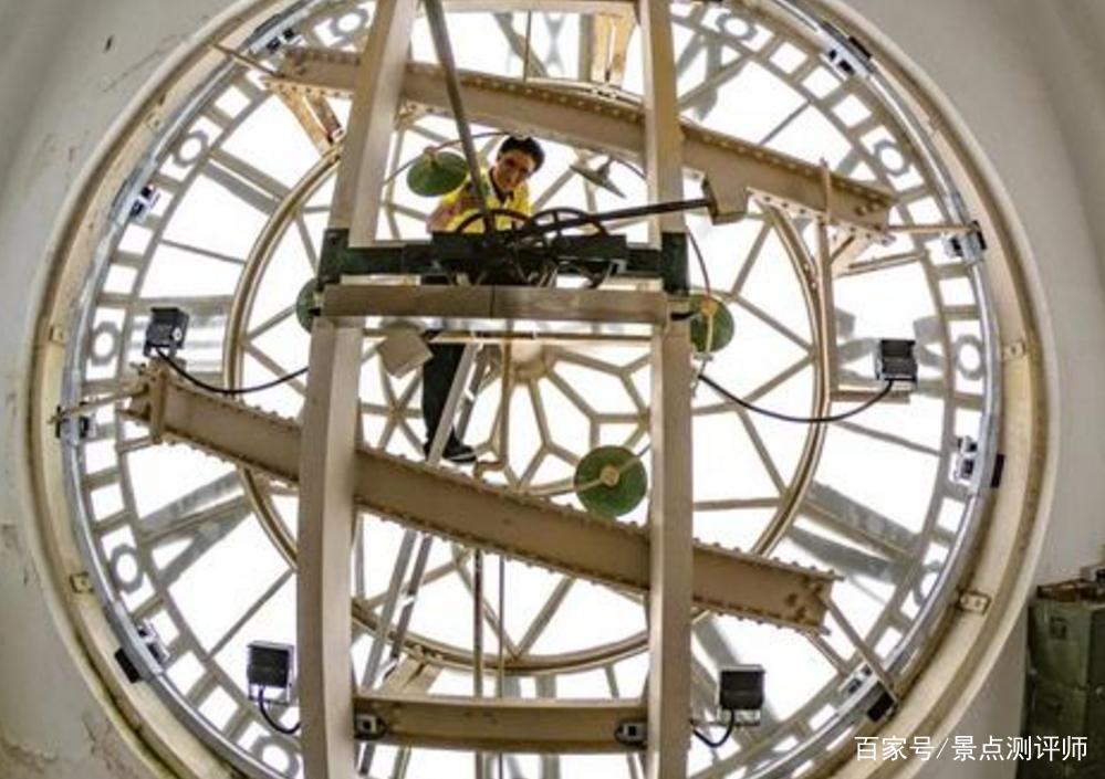 上海外滩古董大钟,将运往英国维修,引网友热议 中国修不了