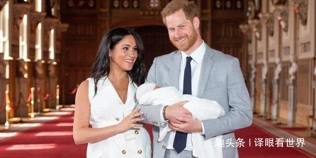 巧合?梅根产子同一天,戴安娜生下儿子也叫阿奇:戴安娜灵魂梅根
