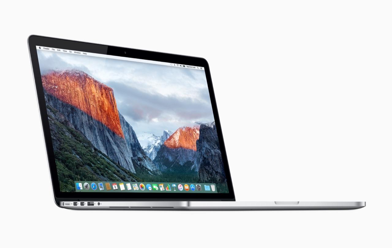 重要消息!蘋果召回部分 MacBook Pro:電池或存在燃燒風險