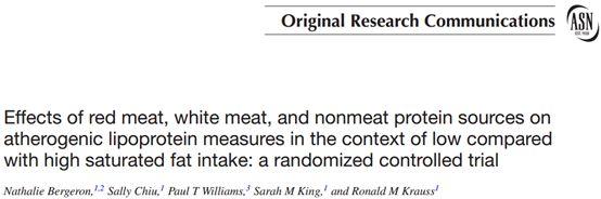白肉比红肉更健康?胆固醇:我不同意:红肉白肉哪个更健康