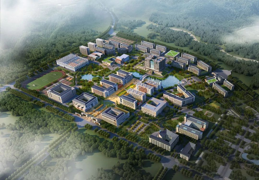 中国地质大学武汉地图