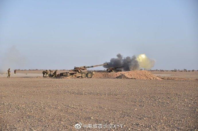 155毫米火炮,彩虹系列无人机,东方大国的武器成中东地区新宠