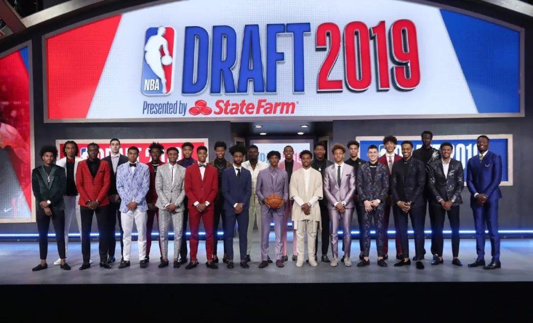 2019 NBA选秀:锡安无悬念状元,日本小将第九顺位被选中_威廉森