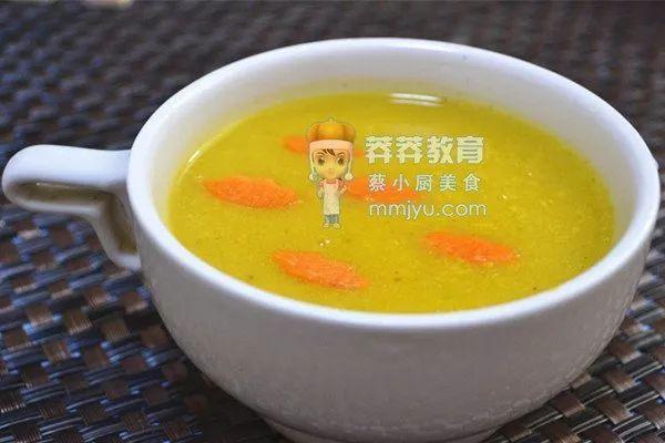 【清热解暑——南瓜百合薏米糊】 南瓜薏米粥