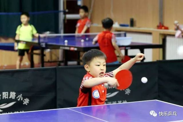 【乒乓球,让孩子变聪明的运动】 运动让人聪明