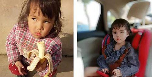 姥姥带娃 把3岁娃送到乡下姥姥家,一星期后去接,妈妈的视觉受到严重