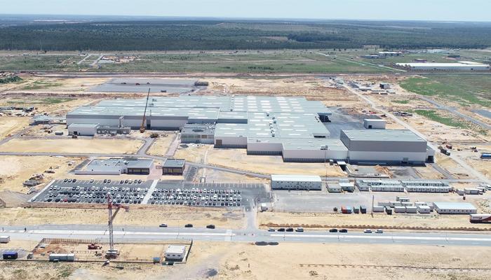 PSA集团摩洛哥盖尼特拉工厂投产,年产汽车20万台
