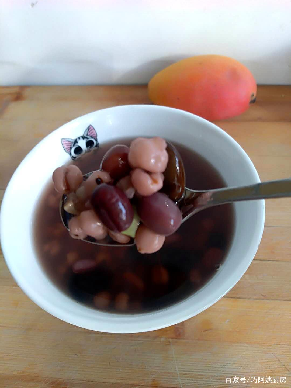 薏米红豆粥 [教你做薏米红豆粥,香甜可口,味道好]