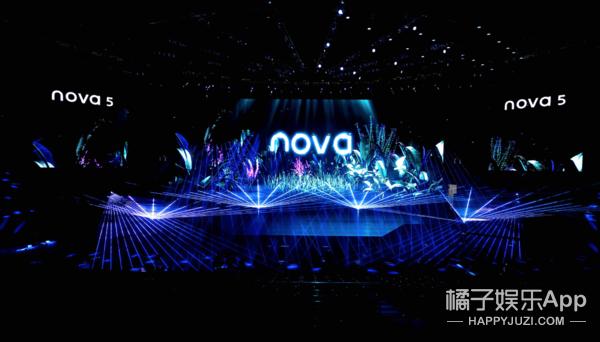 潮拍神器,華為nova5系列開啟自拍流行新趨勢
